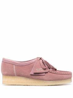 Clarks Originals ботинки с кисточками