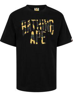A BATHING APE® футболка 1st Camo NYC Bape