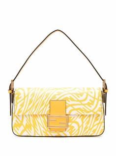 Fendi сумка на плечо Baguette 1997