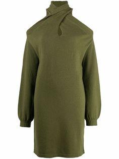 Federica Tosi платье с вырезом халтер