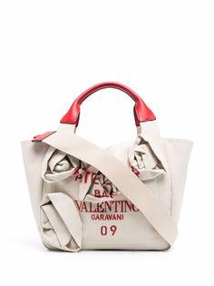 Valentino Garavani сумка-тоут Atelier с логотипом