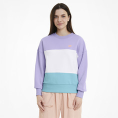 Толстовка Downtown Crew Neck Womens Sweatshirt Puma