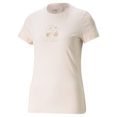 Футболка Graphic Streetwear Womens Tee Puma