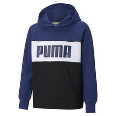 Детская толстовка Alpha Youth Hoodie Puma