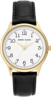 Женские часы в коллекции Leather Женские часы Anne Klein 3560WTBK