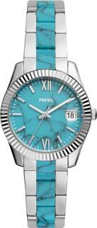 Женские часы в коллекции Scarlette Женские часы Fossil ES5077