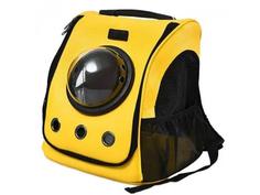 Рюкзак-переноска Xiaomi Little Beast Star Pet School Bag Breathable Space Yellow XN11-5001