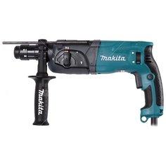 Перфоратор Makita HR2470FT SDS-Plus, 0-1100 ударов/мин, 0.78 кВт