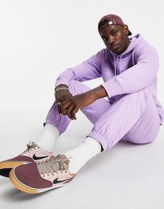 Фиолетовые спортивные брюки Nike SB Skate-Фиолетовый цвет