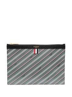 Thom Browne клатч в полоску