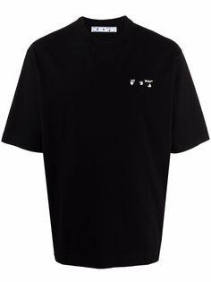 Off-White футболка с короткими рукавами