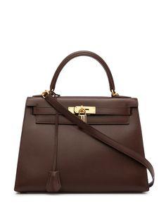 Hermès сумка Kelly 28 Sellier 1992-го года Hermes