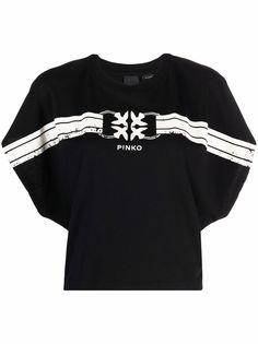 Pinko футболка с логотипом