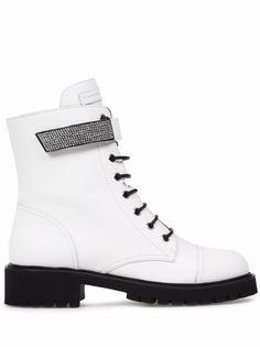 Giuseppe Zanotti ботинки Caity