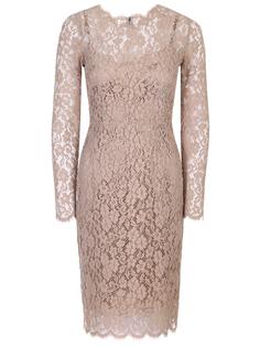 Платье кружевное Dolce & Gabbana