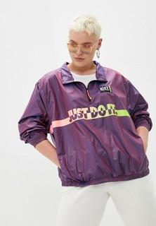 Куртка Nike W NSW WVN PO JKT WASH PLUS