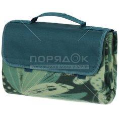 Коврик-сумка пляжный CA1336-103.12 зелёный, 150х135 см