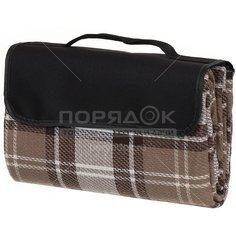 Коврик-сумка пляжный CA3307-AF716.53 коричневый, 150х135 см