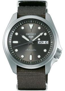 Японские наручные мужские часы Seiko SRPE61K1. Коллекция Seiko 5 Sports