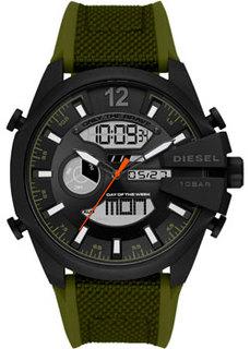 fashion наручные мужские часы Diesel DZ4549. Коллекция Mega Chief
