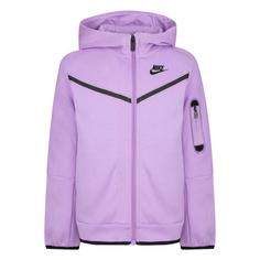 Толстовка для малышей Sportswear Tech Fleece Full Zip Hoodie Nike