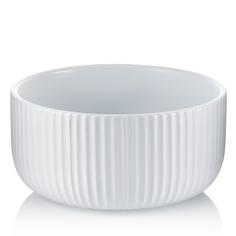 Форма для запекания Kela Maila 23х12 см матовая белая