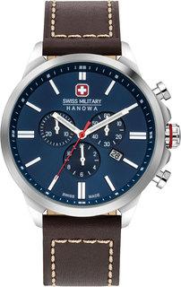 Швейцарские мужские часы в коллекции Land Мужские часы Swiss Military Hanowa 06-4332.04.003.05