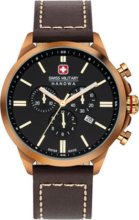Швейцарские мужские часы в коллекции Land Мужские часы Swiss Military Hanowa 06-4332.02.007