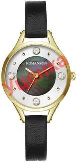 Женские часы в коллекции Giselle Женские часы Romanson RL0B04LLG(BK)-ucenka