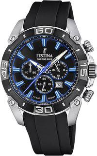 Мужские часы в коллекции Chrono Bike Мужские часы Festina F20544/2