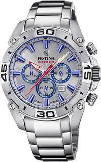 Мужские часы в коллекции Chrono Bike Мужские часы Festina F20543/1