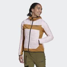 Утепленная куртка Terrex Multi Primegreen Hybrid adidas TERREX