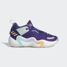 Баскетбольные кроссовки D.O.N. Issue #3 adidas Performance