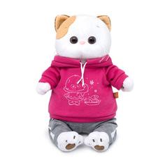 Мягкая игрушка BudiBasa Кошечка Ли-Ли в спортивном костюме (многоцветный)