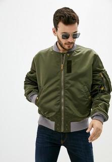 Куртка утепленная Diesel REVERSIBLE, Exclusive for Lamoda