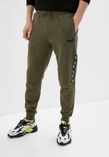 Брюки спортивные PUMA POWER Tape Sweat Pants FL cl