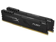 Модуль памяти Kingston Fury Black DDR4 DIMM 3200Mhz PC25600 CL16 - 32Gb KF432C16BB/32