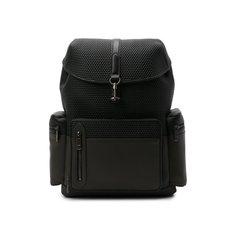 Кожаный рюкзак Pelletessuta Special Ermenegildo Zegna