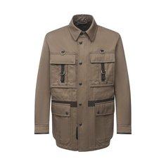 Куртка из хлопка и вискозы Tom Ford
