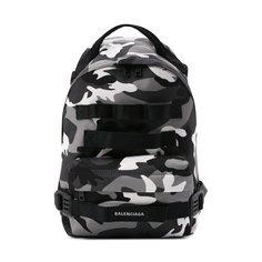Текстильный рюкзак Army Balenciaga
