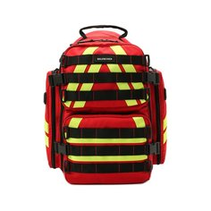 Текстильный рюкзак Fire Balenciaga