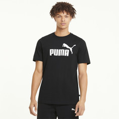 Футболка Essentials Logo Mens Tee Puma