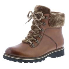 Ботинки Коричневые ботинки на шерсти Remonte