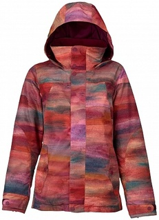 Куртка для сноуборда Burton 17-18 Wb Jet Set JK Sedona-S