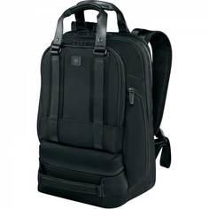 Рюкзак victorinox lexicon professional bellevue чёрный, 26 л 601115
