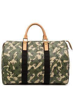 Louis Vuitton сумка Speedy 35 ограниченной серии 2008-го года из коллаборации с Takashi Murakami
