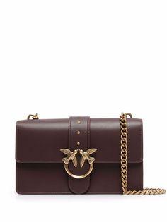 Pinko сумка на плечо с логотипом