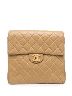Chanel Pre-Owned рюкзак Classic Flap 1995-го года