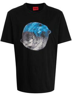 BOSS футболка Polar Bear