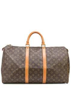 Louis Vuitton дорожная сумка Keepall 50 pre-owned